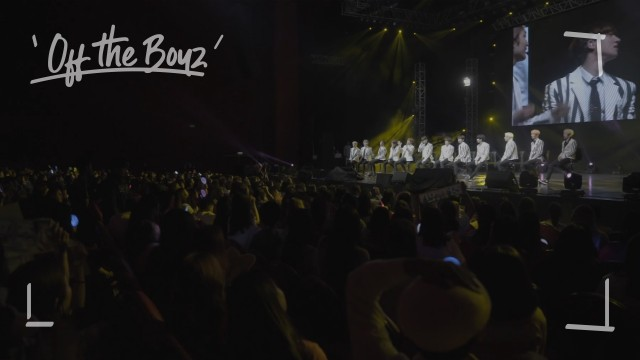 [OFF THE BOYZ] TAIPEI, MANILA FAN-CON behind