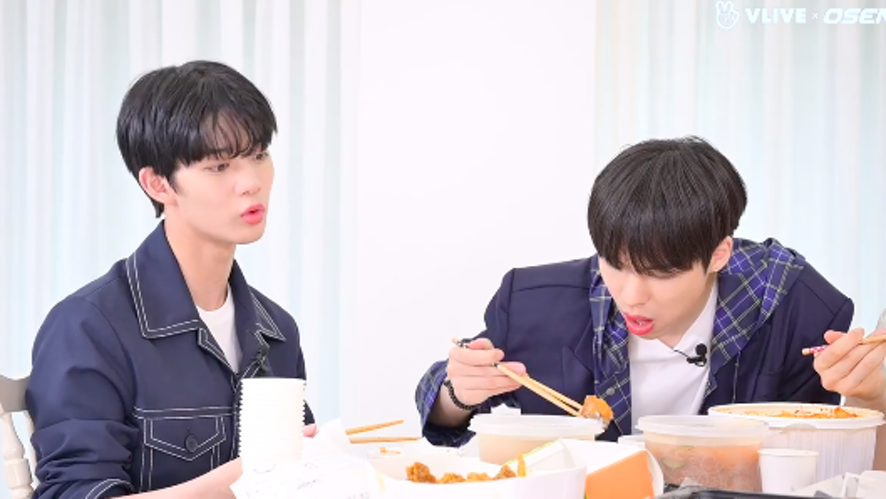 'Star Road' CIX BAE JIN YOUNG, unique mukbang know-how? #EP 13