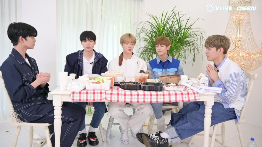'Star Road' CIX, like food commercial models #Last episode