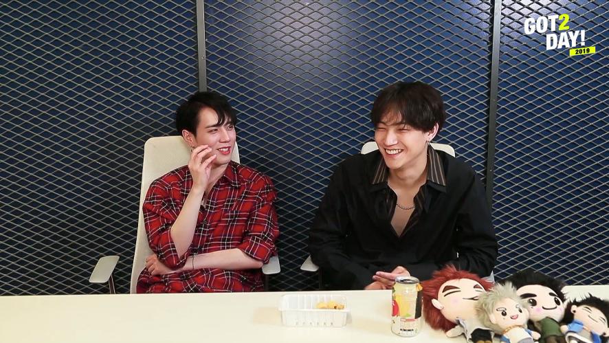 [GOT2DAY 2019] 15. JB & Yugyeom