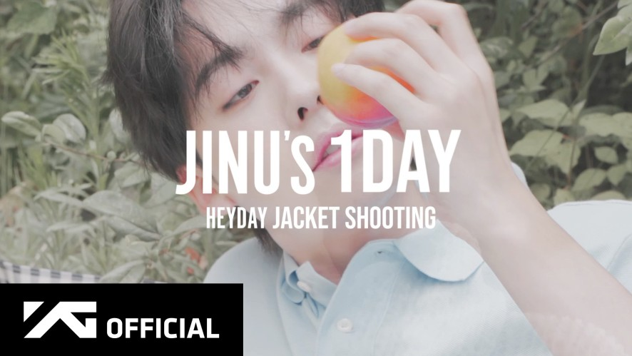 JINU - JINU's 1 DAY @ 'HEYDAY' JACKET SHOOTING