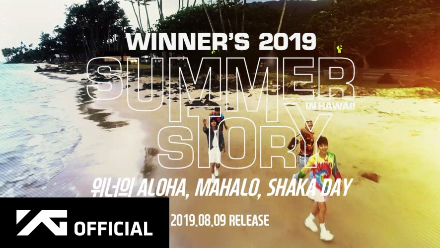 WINNER - '2019 WINNER'S SUMMER STORY [in Hawaii]' SPOT