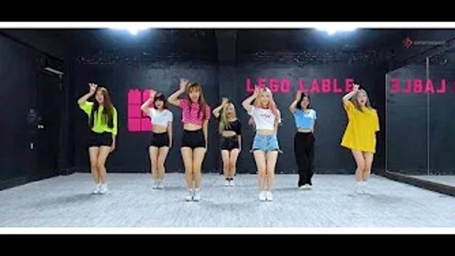 SATURDAY(세러데이) - 와이파이 (WiFi) NEW! ver 안무 영상(Dance Practice)