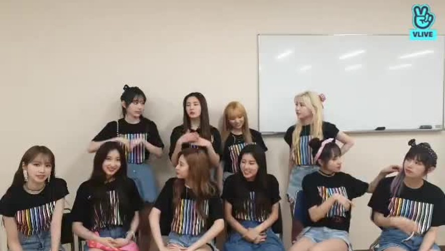WIZ*ONE, you touched our hearts today too💓