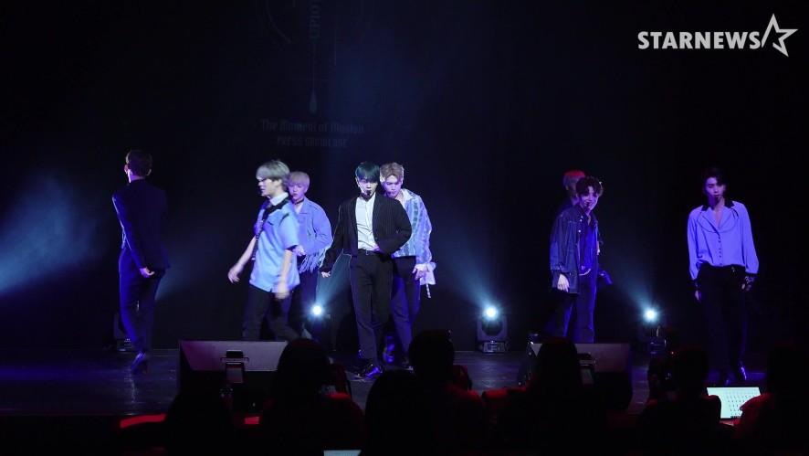 [★직캠] UP10TION (업텐션) 'Your Gravity' Showcase stage★