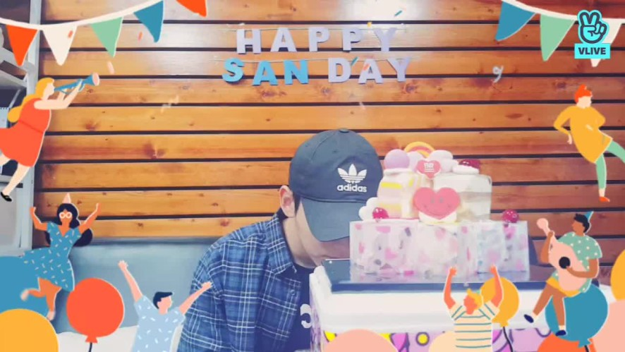 🎉HAPPY SAN DAY🎉
