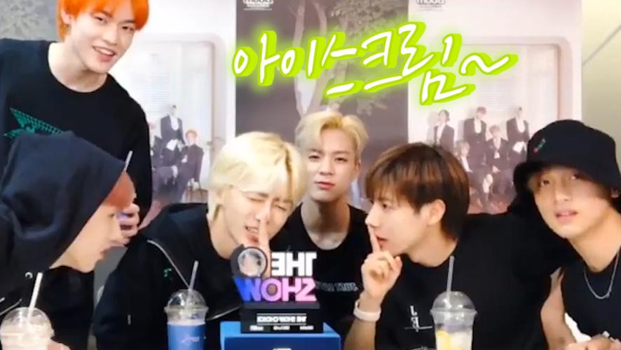 [NCT] 브이앱 앵콜라이브🎤로 77억 지구인 마음에 불지른 드림의 눈물의 수상소감 현장💦 (NCT DREAM got 2nd win!)