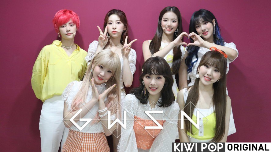 [GWSN 0to1CAM] 'RED-SUN(021)' Show! Music Core Last Broadcast Behind!