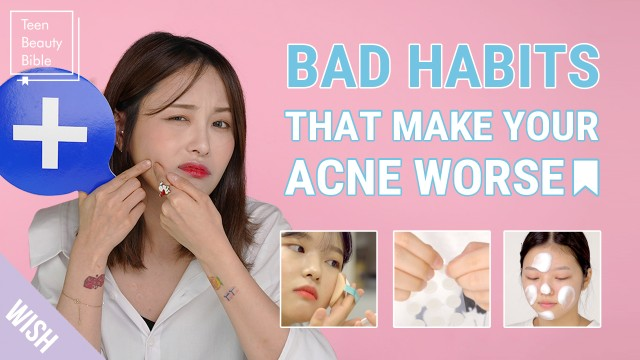 Changing Your Routine Can Solve Your Acne | How to Get Clear Skin l Teen Beauty Bible