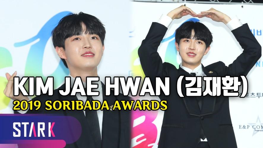 윈드와 함께하는 상상♡ '베리 스윗' 김재환 (KIM JAE HWAN, 2019 SORIBADA AWARDS)