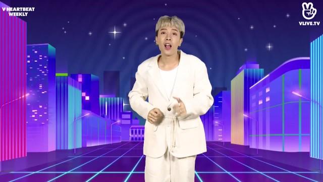NICKY hát BADADU - V HEARTBEAT WEEKLY