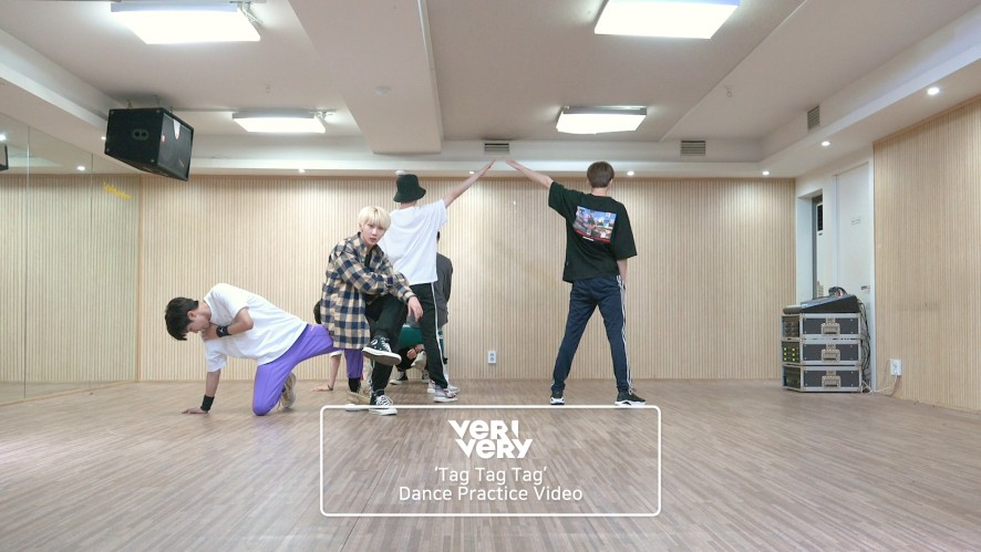VERIVERY - 'Tag Tag Tag' Dance Practice Video