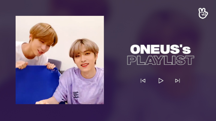 [V PICK! Playlist] ONEUS's Play List🐰🐰🎶