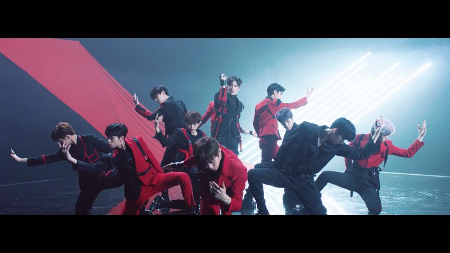 X1 (엑스원) - 'FLASH' MV