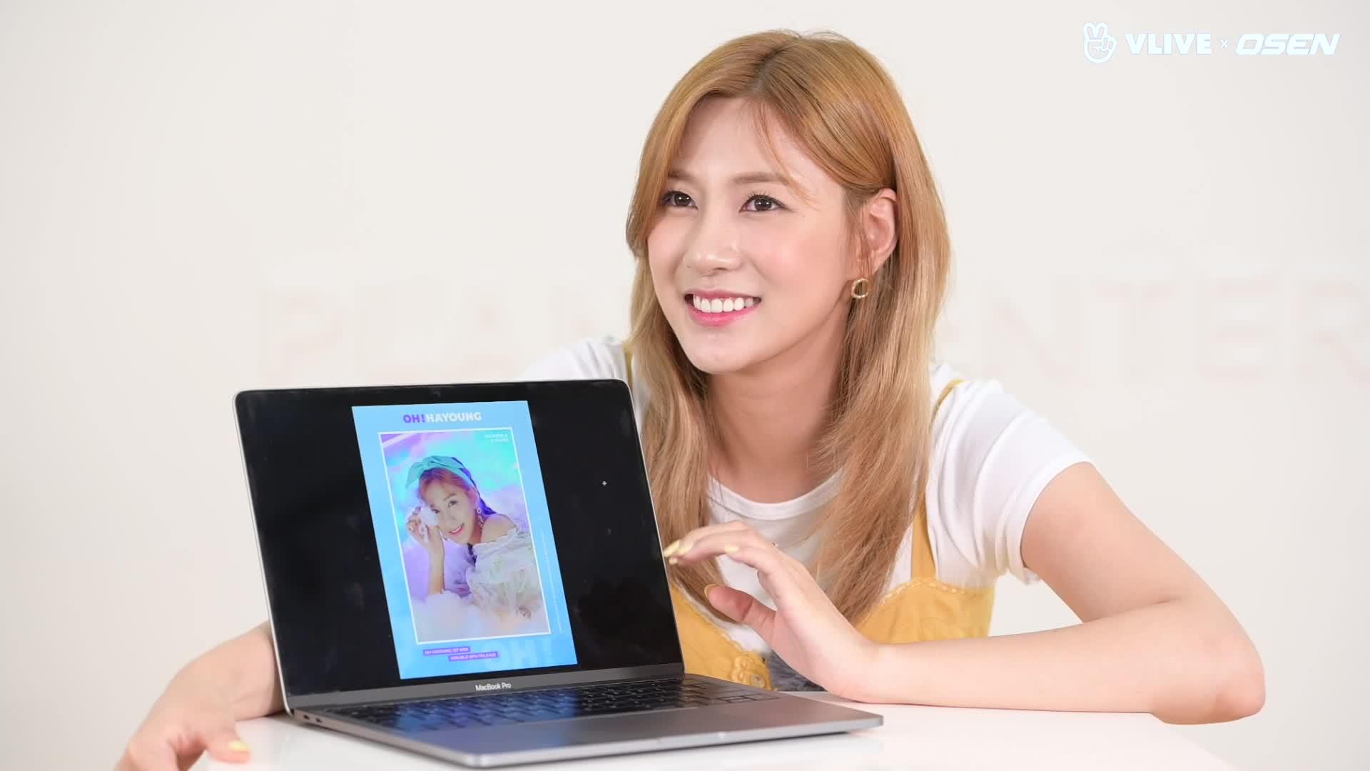 '스타로드' 에이핑크 오하영이 꼽은 베스트 컷은?! #EP 02