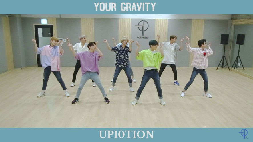 [Dance Practice] UP10TION(업텐션) Your Gravity