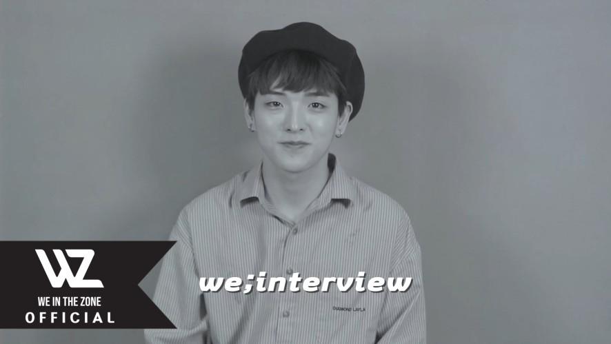 we;interview / EP.01-2(KYEONGHEON)