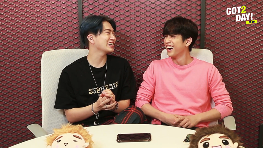 [GOT2DAY 2019] 18. Jinyoung & Youngjae