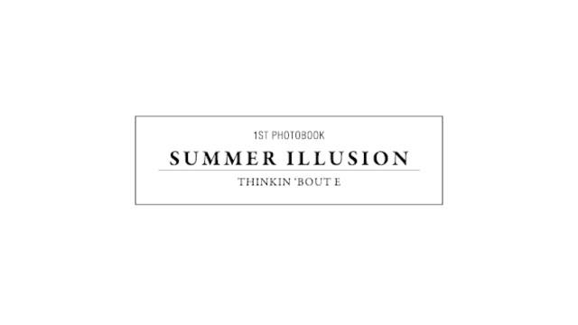 EUIJIN 1st PHOTOBOOK SUMMER ILLUSION ' Thinkin 'bout E ' VIDEO TEASER