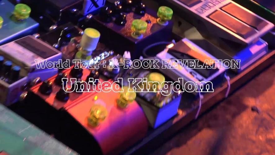 BURSTERS(버스터즈)_Tour Highlights 'World Tour : K-ROCK REVELATION - UK'