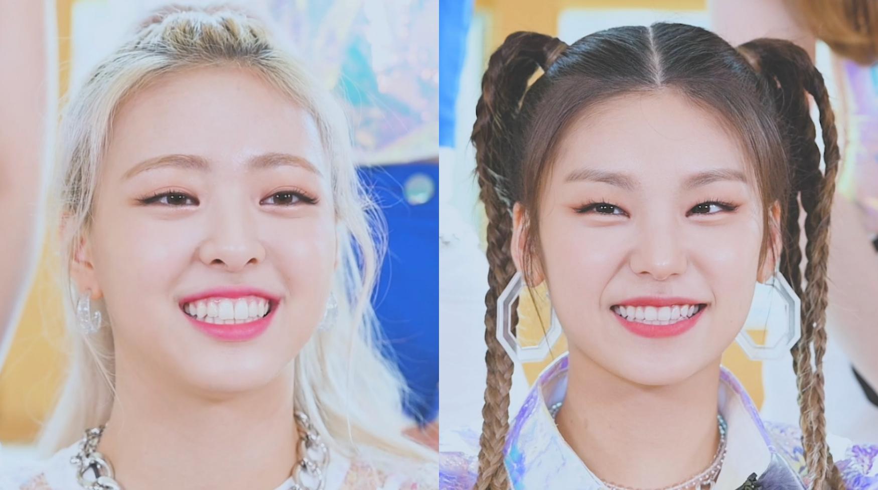 '스타로드' ITZY, 유나X예지의 TMI 대방출 #EP 04