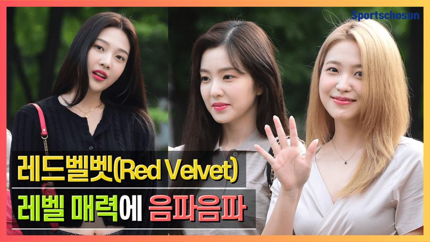 레드벨벳(Red Velvet), 레벨이들 매력에 음파음파! (190830 MUSICBANK)