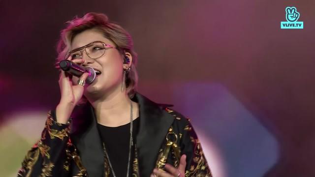 Vicky Nhung - Chỉ cần người yêu tôi - V HEARTBEAT LIVE AUGUST 2019