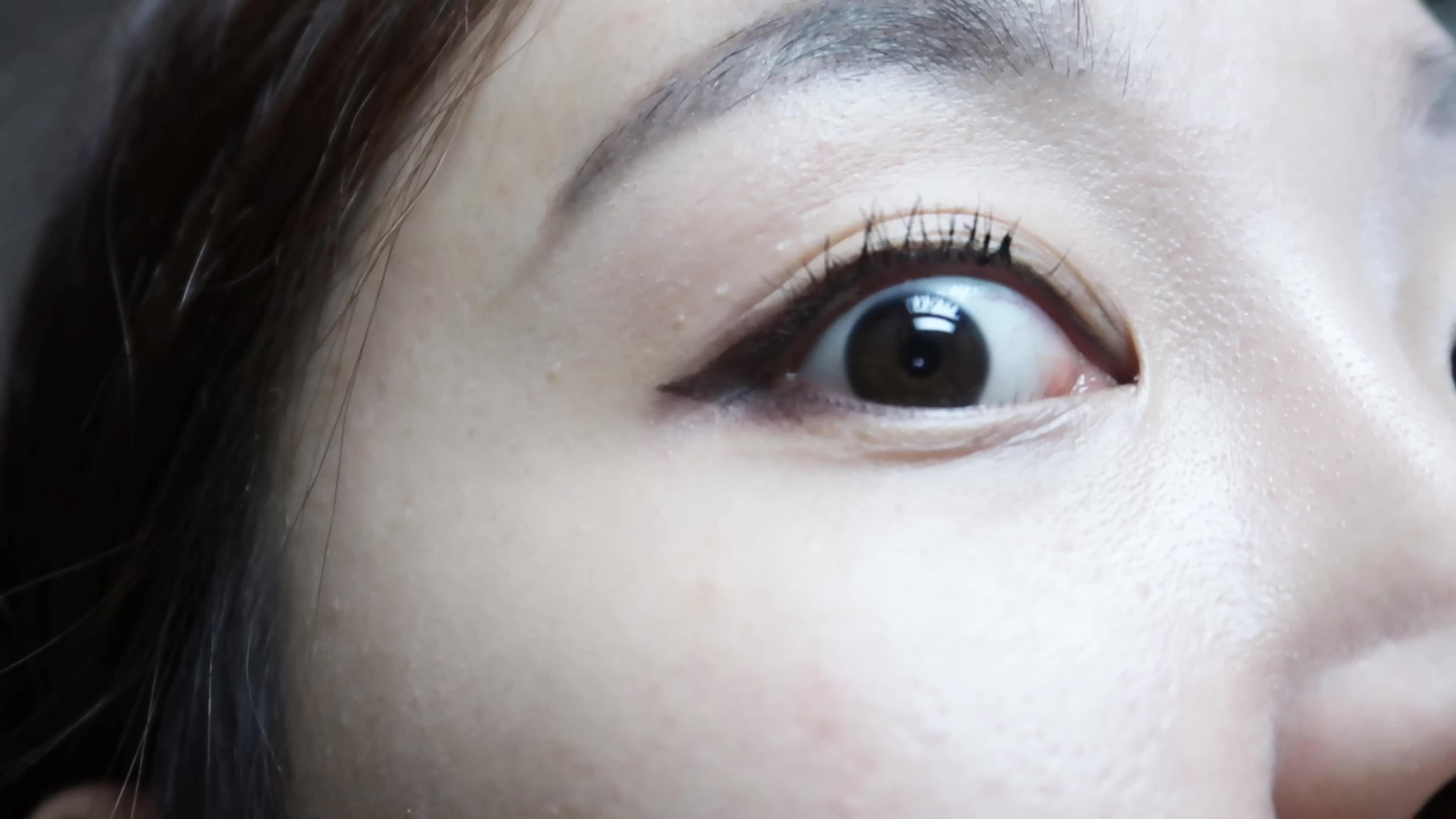 뷰러없이마스카라하는방법 How to mascara without a Eyelash curler