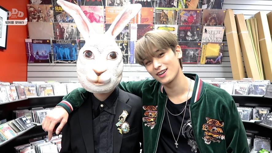 [EVENT] THE BOYZ(더보이즈) 'D.D.D' 토끼를 찾아라