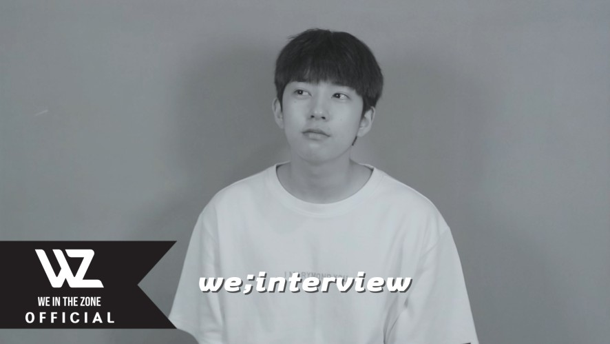 we;interview / EP.01-3(SHIHYUN)
