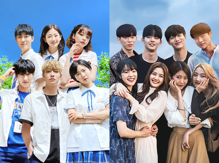 [Full]WEB INSIDE - 일진에게 찍혔을 때 & 리얼하이로맨스 시즌2 (WEB INSIDE - Best Mistake & Real Highschool Romance S2)