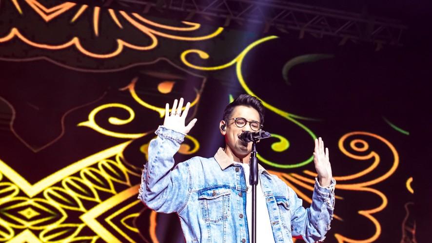 AFGAN - Katakan Tidak @ V HEARTBEAT in JAKARTA