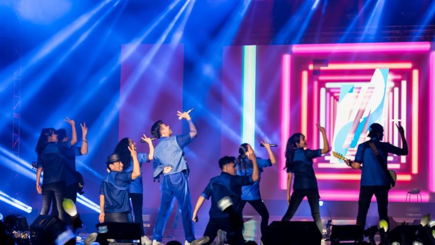 VIDI ALDIANO - Aku Cinta Dia @ V HEARTBEAT in JAKARTA
