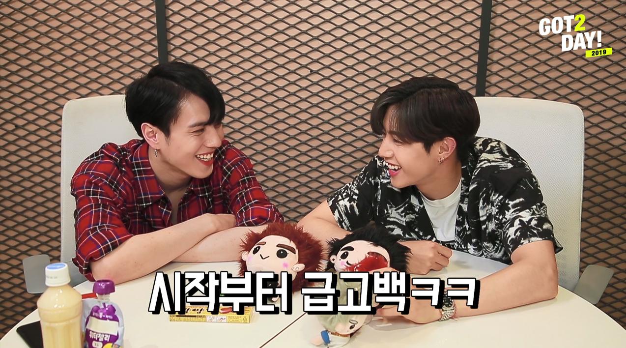 [GOT2DAY 2019] 20. Mark & Yugyeom