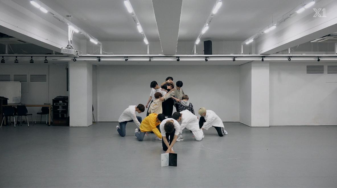 [CHOREOGRAPHY] X1 'FLASH' Dance Practice