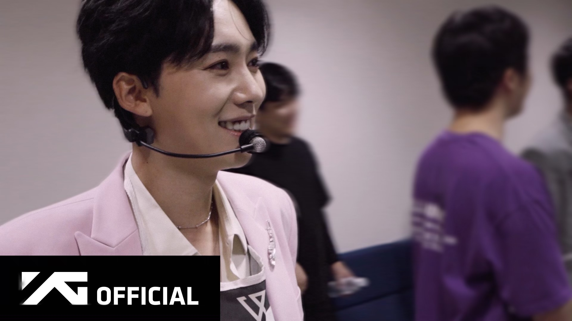 JINU -  '또또또 (Feat.MINO)' SBS INKIGAYO BEHIND THE SCENES