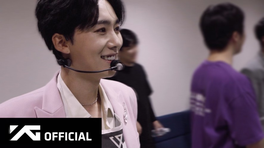 "JINU's ""Call Anytime (Feat. MINO)"" SBS INKIGAYO BEHIND THE SCENES"