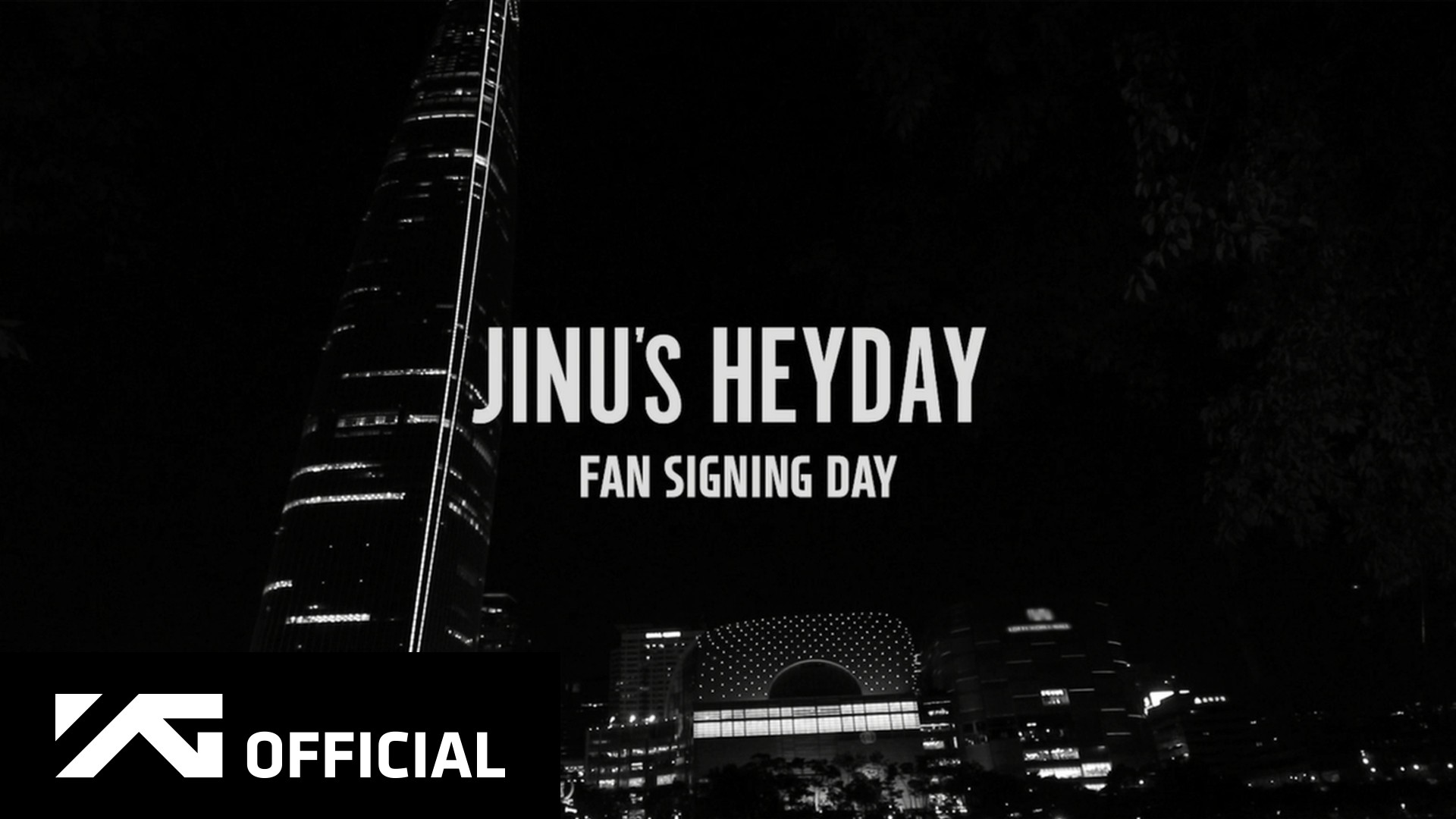 JINU - [JINU's HEYDAY] FAN-SIGNING EVENT in JAMSIL