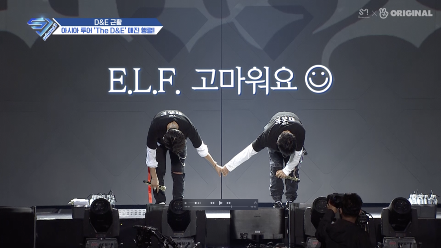 SJ returns3 EP2- Episodes of D&E's Asia tour