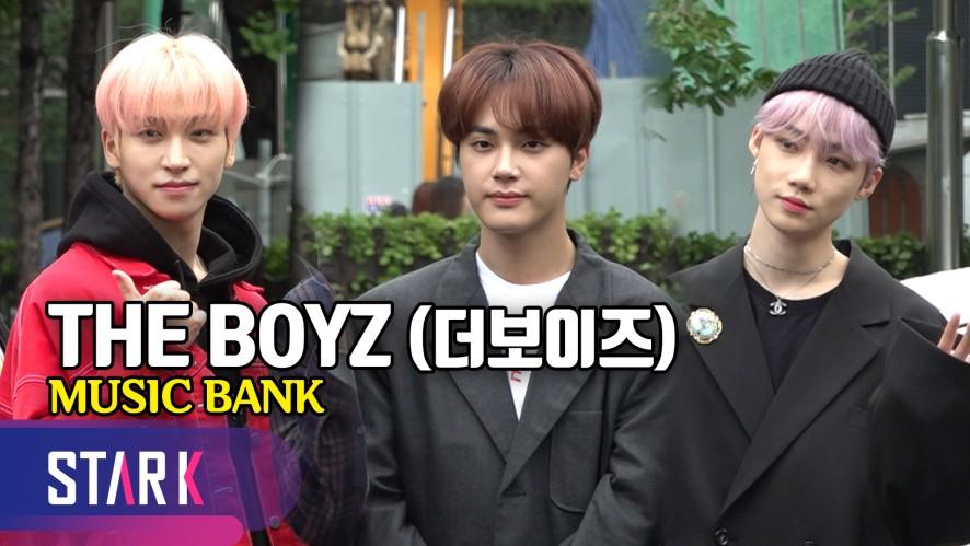 더보이즈, 우리가 바로 전원 센터 그룹 (THE BOYZ, MUSIC BANK)