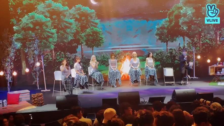 SHOWCASE LIVE 2 위걸스 쇼케이스 2부