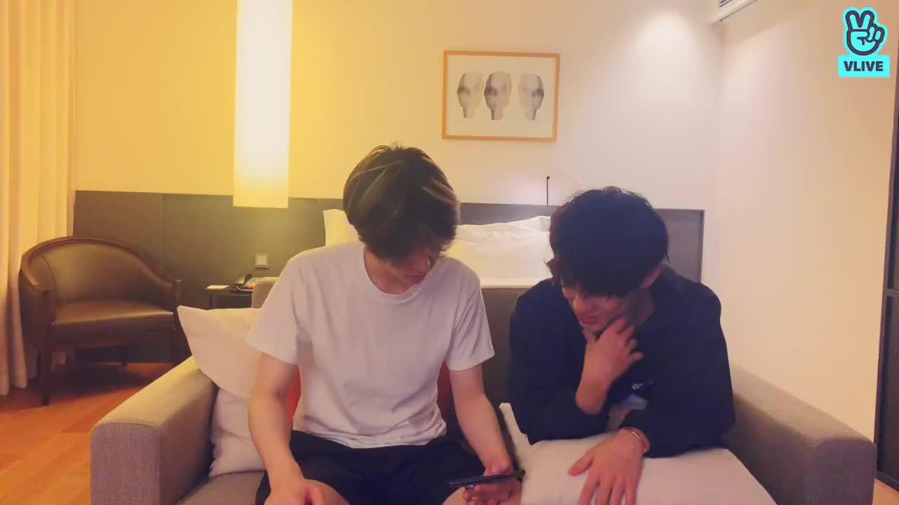 Jae & 원필의 Our V Day