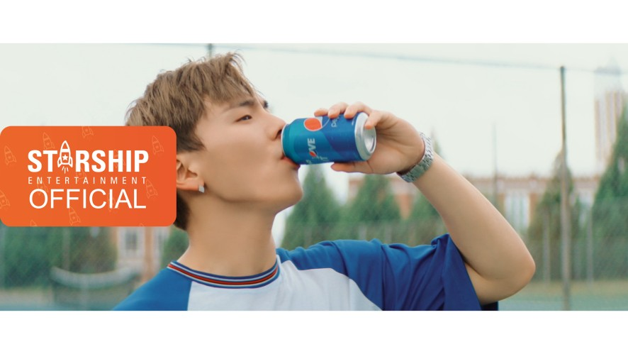 [Teaser] Monsta X – Pepsi For The Love Of It (Korean Version)