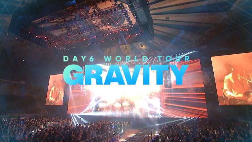 DAY6 WORLD TOUR 'GRAVITY' SPOT