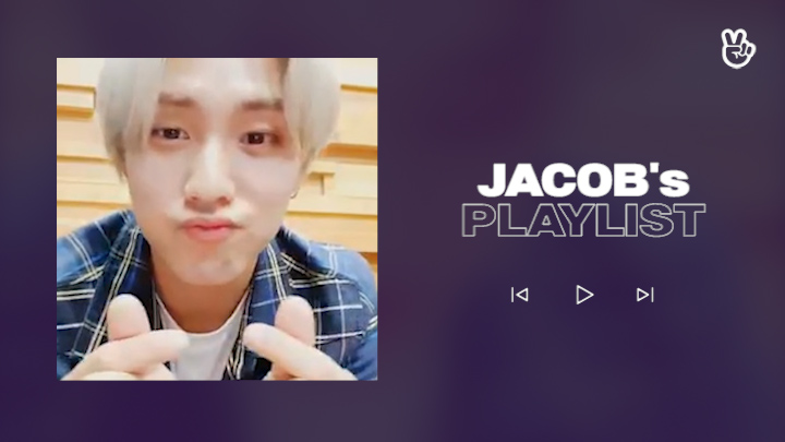 [V PICK! Playlist] THE BOYZ JACOB's Play List🐰🎶