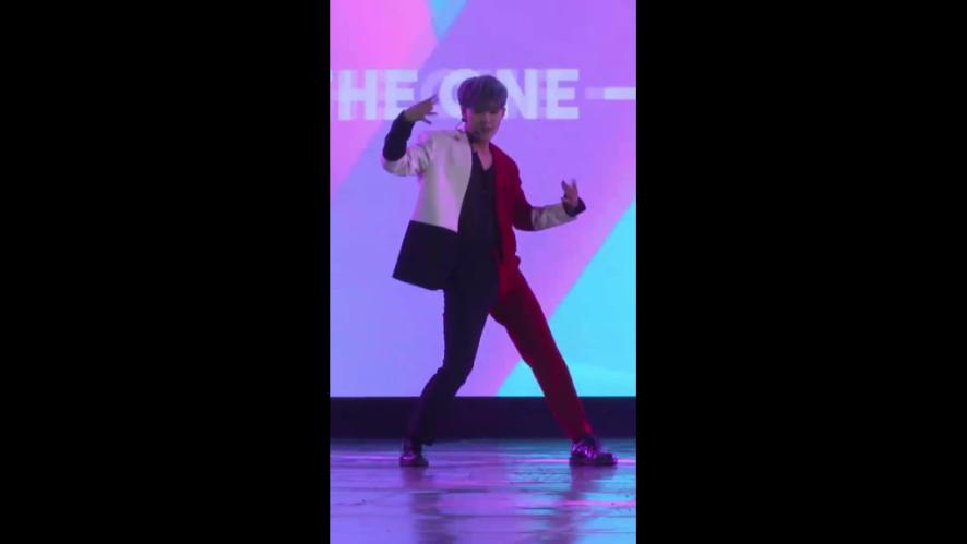 [FOCUSED CAMERA] CIX Seunghun -The One