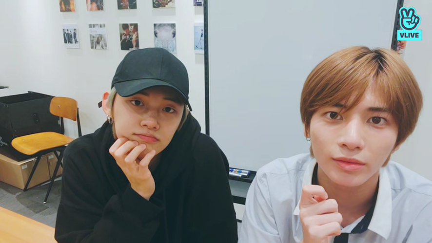 "Yeonjun&Taehyun's ""TALK X TODAY"" Behind the Scenes Stories!♥"
