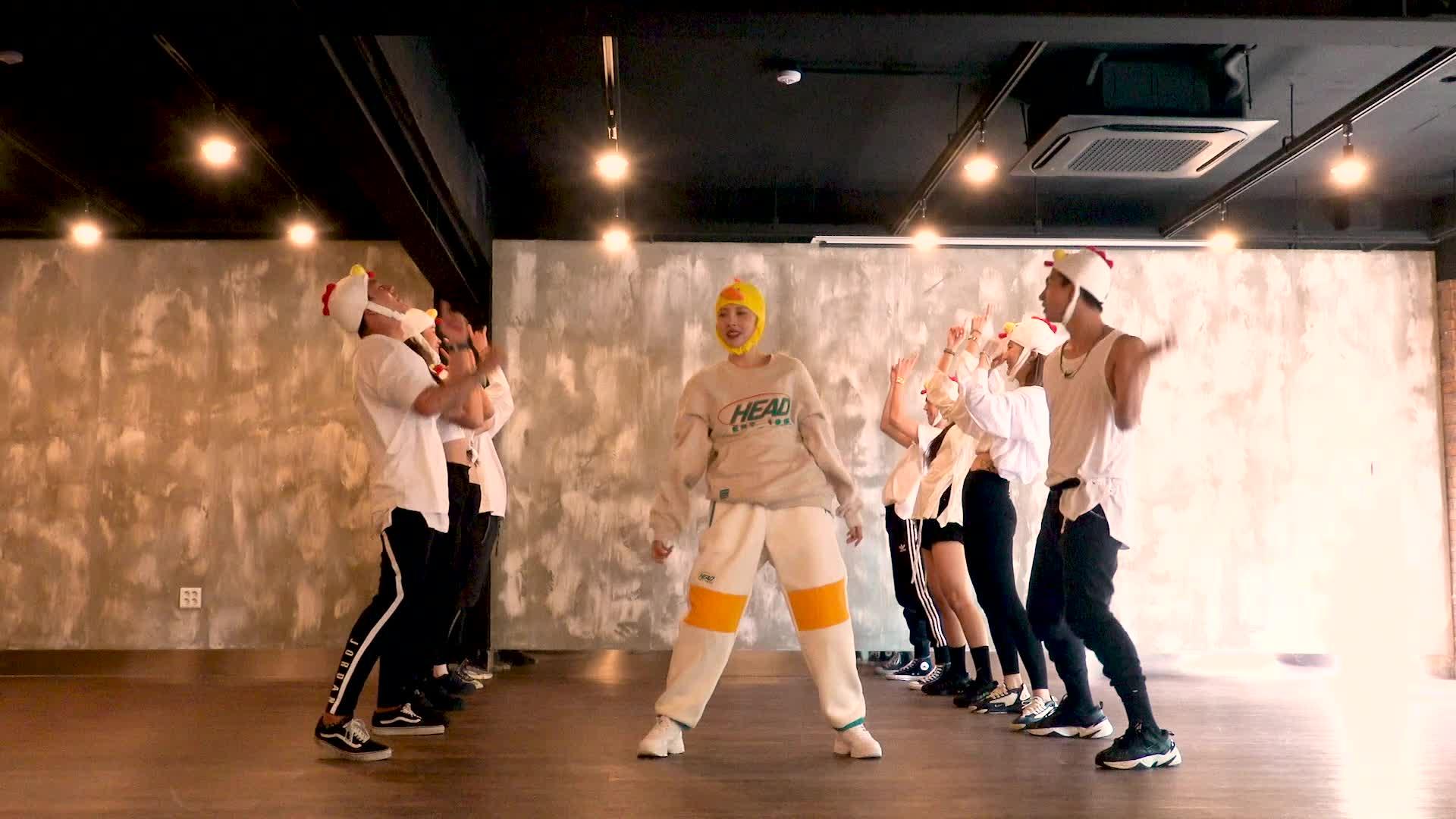 [Choreography Practice] 선미 (SUNMI) '날라리(LALALAY)' 안무 연습 영상 (for miya-ne ver.)