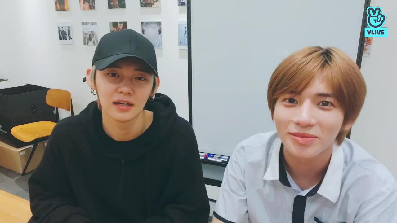 연준&태현 톡투데이 비하인드!♥