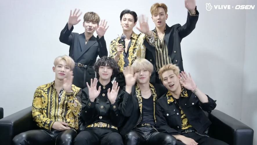 MONSTA X Interview in Indonesia
